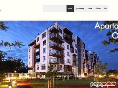 Luksusowe apartamenty w mieście Kołobrzeg