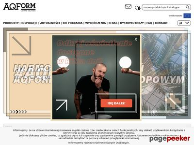 Aquaform - producent lamp