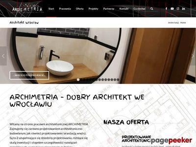 Archimetria.pl - architekt Wrocław