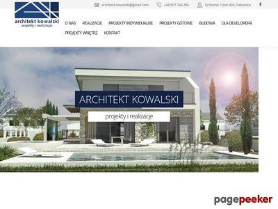 Architekt Łódź - Biuro projektowe