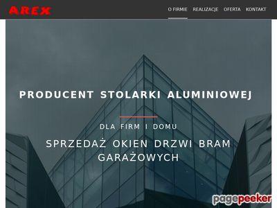 Tanie okna Lębork - PPHU AREX