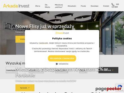 Mieszkania deweloperskie Bydgoszcz