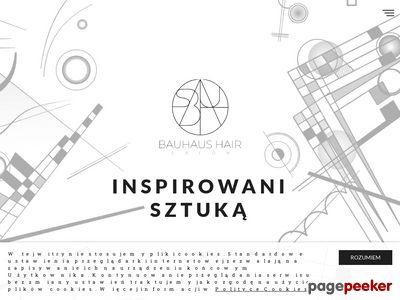 Fryzjer stylista Poznań