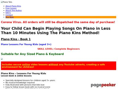 A.S.A.Piano! Learn To Play Easy Beginners Piano & Keyboard Songs Without Reading Music