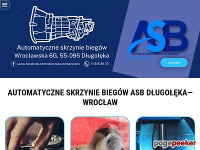 Regeneracja sterowników skrzyń biegów : www.asb-dlugoleka.pl