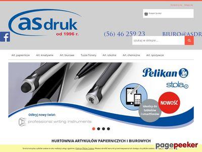AS-DRUK S.C. Joanna Strzelecka, Wojciech Strzelecki
