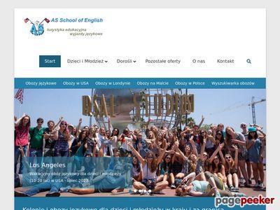 Zagraniczne kursy językowe