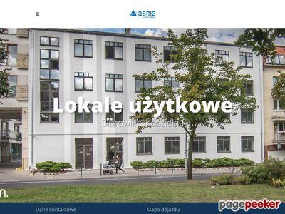 Asma - rynek wtórny nieruchomości w Poznaniu