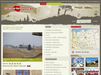 Atrakcje turystyczne w Polsce