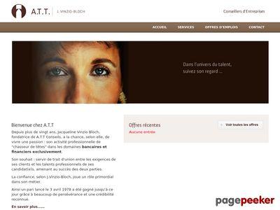 ATT Conseillers d'entreprises (Genève) - A visiter!