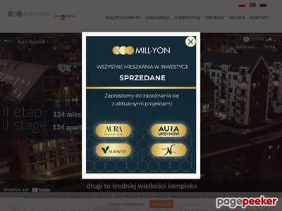 Mieszkanie rynek pierwotny Gdańsk Aura
