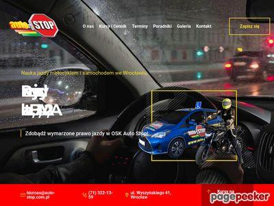 Https://www.auto-stop.com.pl