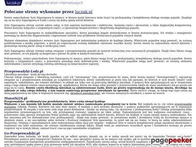 AUTO SZPARAGOWA mechanik Łódź