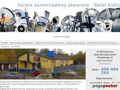 Warsztat serwis samochodowy Autotech Jaworzno