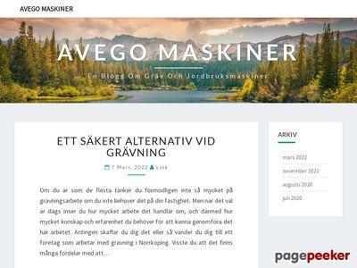 Avegomaskiner - Mjukglassmaskin - http://www.avegomaskiner.se