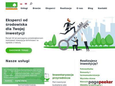 Elektrownie wiatrowe - www.avesnature.com.pl