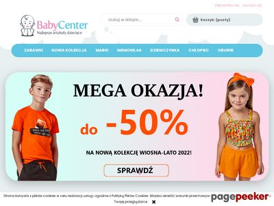 Baby-Center.com.pl - Mayoral