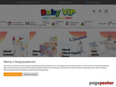 Www.babyvip.pl - meble dziecięce
