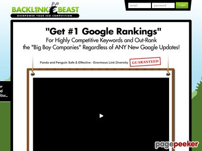 #1 Best SEO Link Building Software – Backlink Beast