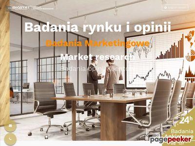 Badania rynku i opinii – sprawdzone rozwiązania