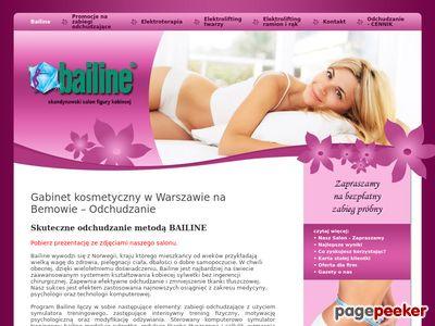 Zabiegi odchudzające Warszawa