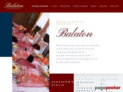 BALATON - kuchnia węierska i polska