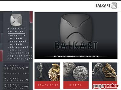 BALKART producent artykułów promocyjnych i reklamowych.