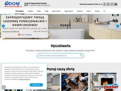 Bartycka24 - wyposażenie domu, biura, firmy!