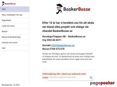 Basker/Alpelue/Alpehue från Spanien - http://www.baskerbosse.se