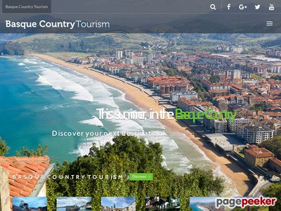 Basque Country - Win a free travel! Screenshot