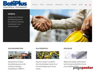 Przegląd obiektów budowlanych BatiPlus