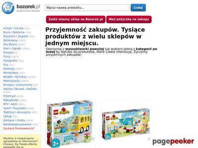 Pasaż handlowy Bazarek.pl