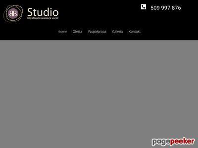 BB Studio Wnętrz projektowanie aranżacja Warszawa