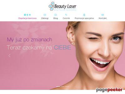 BEAUTYLASER- Depilacja laserowa w Gorzowie Wlkp - LightSheer Duet- www.beautylaser.com.pl