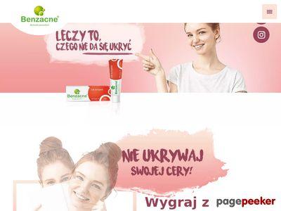 www.benzacne.pl