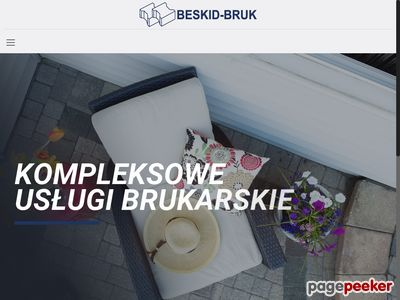 F.H.U Beskid-Bruk - usługi brukarskie