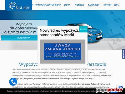 Wypo¿yczalnia samochodów Best-Rent