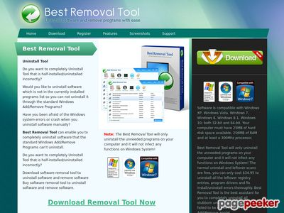 Best Removal Tool – Uninstall Tool,Uninstall Software and Remove Software with Software Uninstall tool
