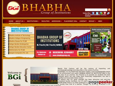 Bhabha Classes for IIT-JEE