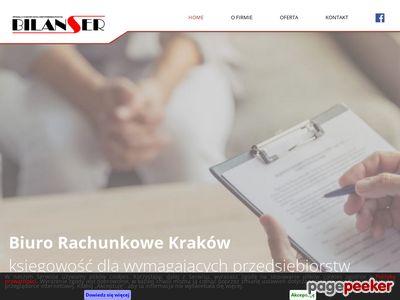 Fachowe biuro rachunkowe w miejscowości Kraków