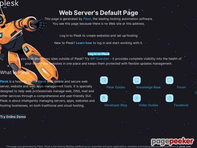 Skärmdump av bilglas.com
