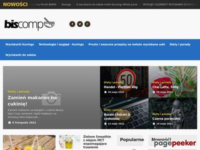 Biscomp.pl - download aplikacji