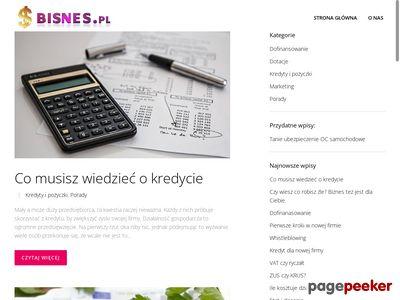 Www.bisnes.pl moderowany katalog