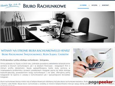 Biuro rachunkowe Sabrina Henisz - Świętochłowice, Chorzów, Katowice