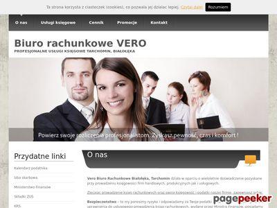 Biuro rachunkowe Tarchomin