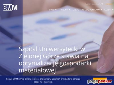 Analiza i hurtownie danych bmm.com.pl