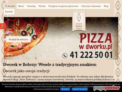 BOBRZA Wesela plenerowe Kielce