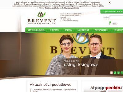 Biuro rachunkowe Tarnowskie Góry | Brevent