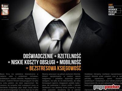 Biuro rachunkowe TAX Poznań