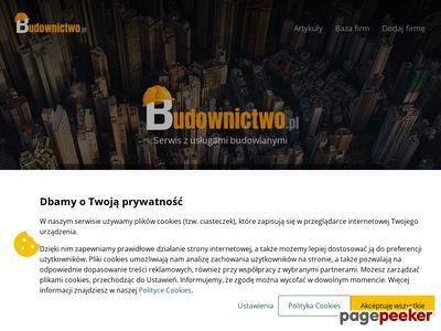 Budownictwo.pl - serwis budowlano-biznesowy
